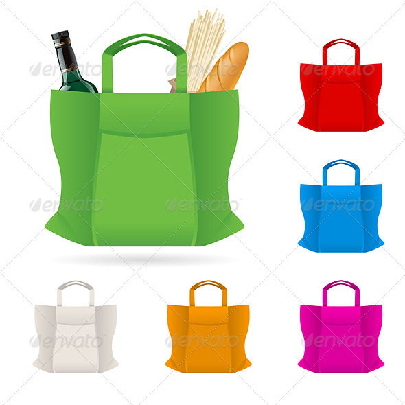 Shopping bag - Commercial / Shopping Conceptual
