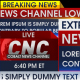 News Channel Lower-Thirds 4K - VideoHive Item for Sale