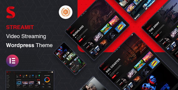 Download Streamit   Video Streaming WordPress Theme Free Nulled