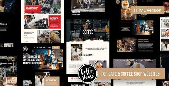 Fine Craft | Coffee Shop Cafe Restaurant HTML