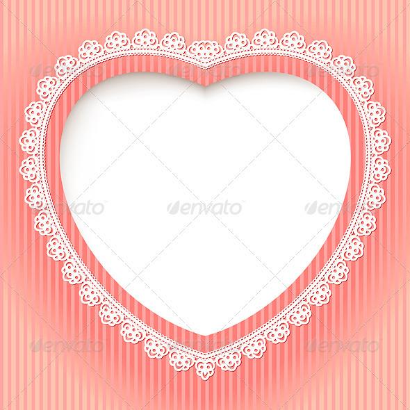 Decorative heart - Valentines Seasons/Holidays