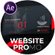Website Presentation Mockup - VideoHive Item for Sale