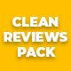 Clean Reviews And 5-Star Pack - VideoHive Item for Sale