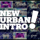 New Urban Style Intro/Opener - VideoHive Item for Sale
