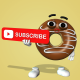 Donuts - Youtube - VideoHive Item for Sale
