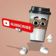 Coffee Cups - Youtube - VideoHive Item for Sale