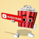 Pop Corn - Youtube - VideoHive Item for Sale