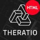 Theratio - Interior Design & Architecture HTML5 Template