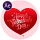 Valentine's Day Logo Reveal - VideoHive Item for Sale
