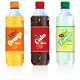 Orange, Cola, Lemon & Lime Drink Bottles - GraphicRiver Item for Sale