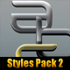 Styles Pack 2 - GraphicRiver Item for Sale