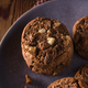 Triple Chocolate Chip Cookies - PhotoDune Item for Sale