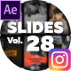 Instagram Stories Slides Vol. 28 - VideoHive Item for Sale