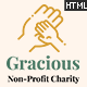 Gracious - Charity and Donation HTML Template
