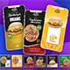 Instagram Food Pack (12 Stories + Posts) - VideoHive Item for Sale