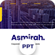 Asmirah - Corporate Powerpoint Template