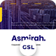 Asmirah - Corporate Googleslide Template