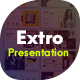 Extro-Corporate Business PowerPoint Presentation Template