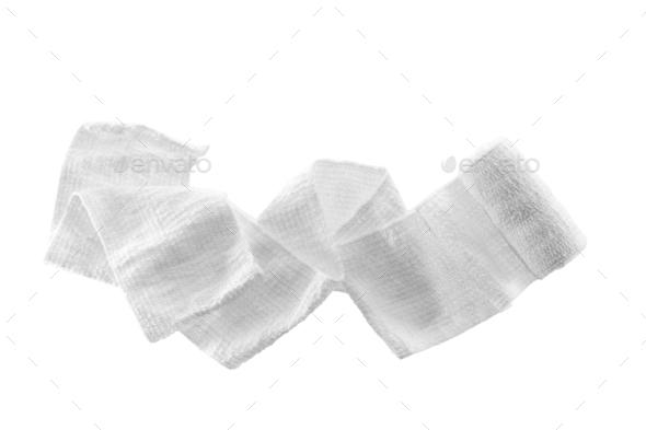 Strip of Bandage - Stock Photo - Images