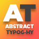 Abstract Typography Pack V2 - VideoHive Item for Sale