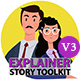 Story Maker Explainer Toolkit - VideoHive Item for Sale