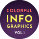 Colorful Infographics Vol.1 - VideoHive Item for Sale