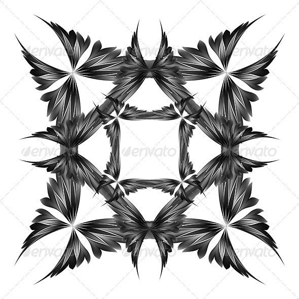 Vector abstract design - Abstract Conceptual