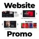 Modern Website Promo | 4k - VideoHive Item for Sale