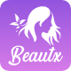 Beautx - Spa Salon & Cosmetic Shop Joomla Template