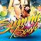 Summer or Beach Party  - GraphicRiver Item for Sale