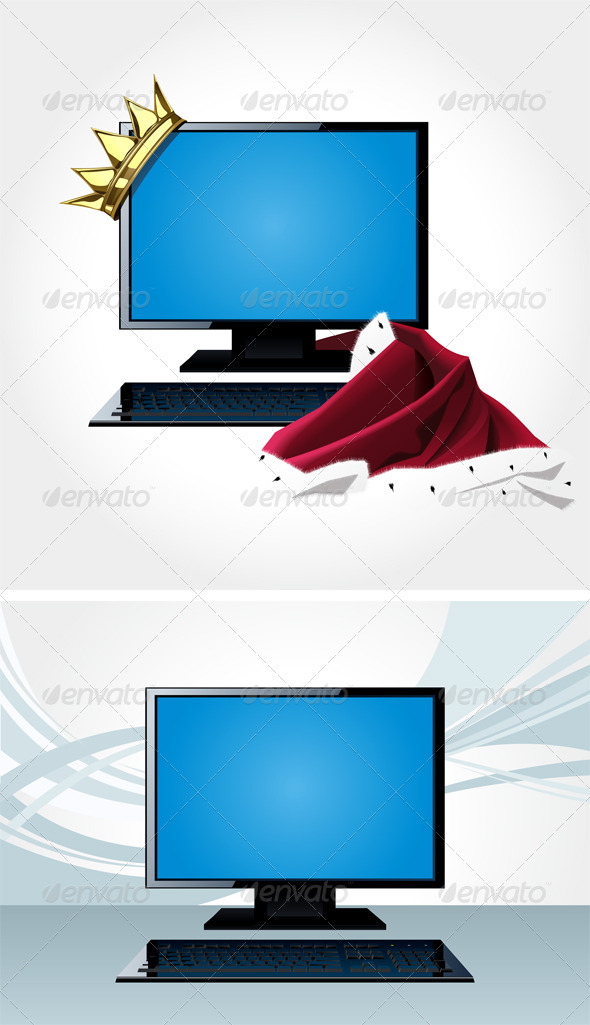 Your own kingdom - Web Technology