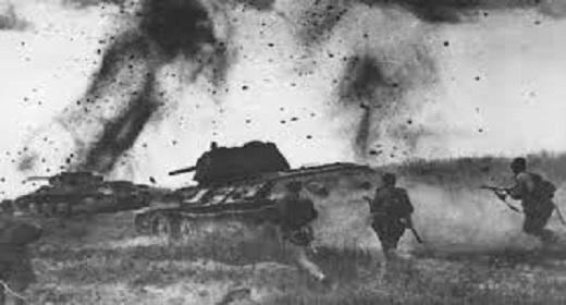 Explosions, Shots, War