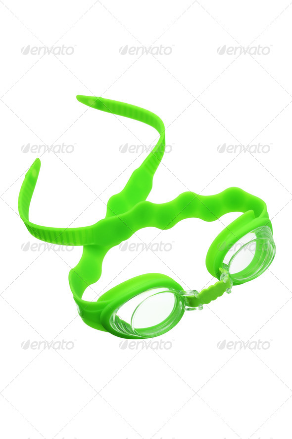 Children Goggles - Stock Photo - Images