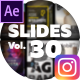 Instagram Stories Slides Vol. 30 - VideoHive Item for Sale