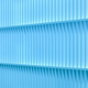 Blue wooden pattern panel background. Decorative painted furniture interior. Horizontal - PhotoDune Item for Sale