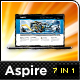 Aspire - 7 in 1 Business and Portfolio Site Nulled