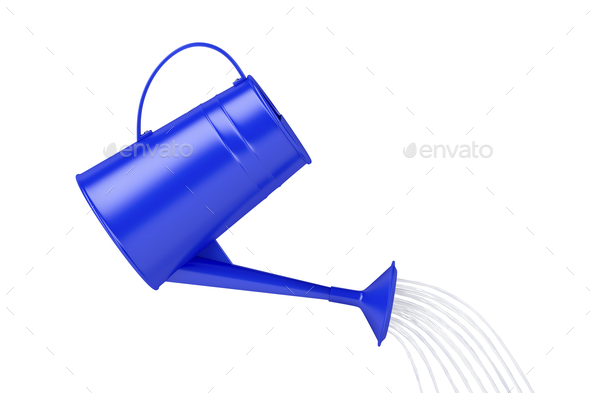 Watering can - Stock Photo - Images