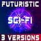 Futuristic Cyberpunk Music Pack