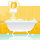 Bath Girl - GraphicRiver Item for Sale