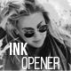 Ink Opener for DaVinci Resolve - VideoHive Item for Sale