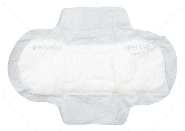 Feminine pads - Stock Photo - Images