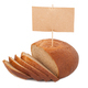 Bread with price tag - PhotoDune Item for Sale