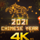 Chinese New Year Titles 2021 V2 - VideoHive Item for Sale