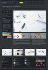 10 portfolio single slideshow.  thumbnail