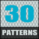 30 Colorful Diamond Patterns - GraphicRiver Item for Sale