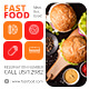 Food Instagram Ad V33 - VideoHive Item for Sale