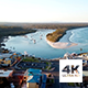 Aerial View of Huskisson and its Bay, Australia - VideoHive Item for Sale