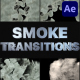 Real Smoke Transitions | After Effects - VideoHive Item for Sale