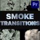 Real Smoke Transitions | Premiere Pro MOGRT - VideoHive Item for Sale