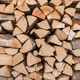 Stacked wooden logs - PhotoDune Item for Sale